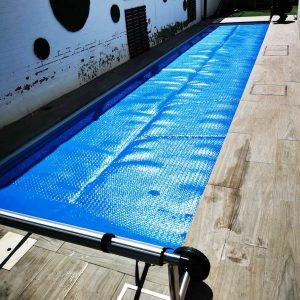 Cobertor solar reforzado