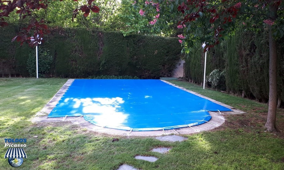 cobertores de piscina en Benidorm