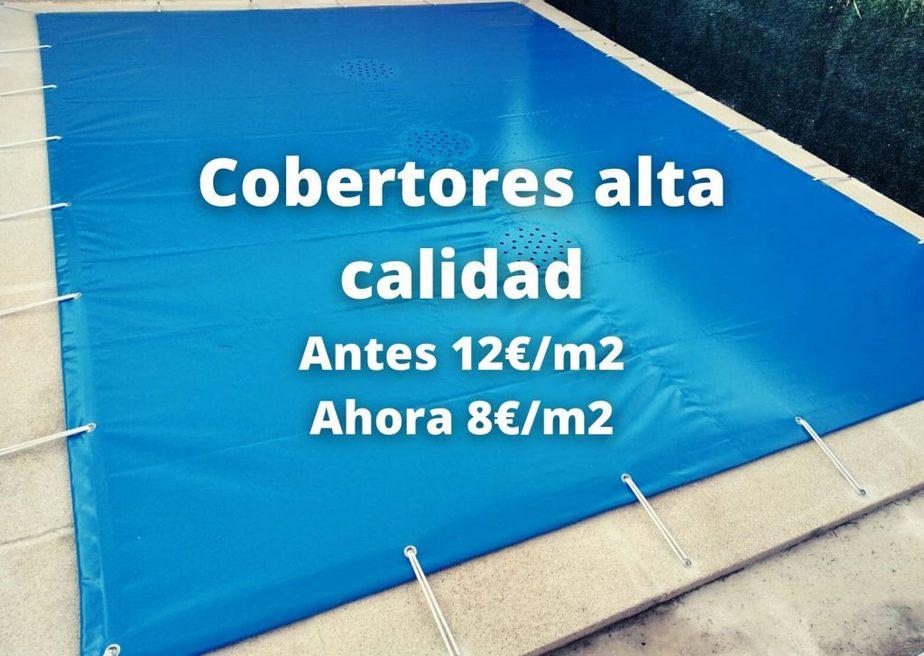 cobertores de piscina en benidorm oferta